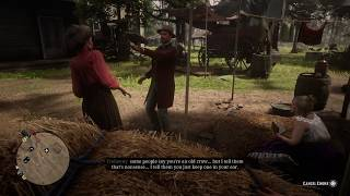 Red Dead Redemption 2 (PS4) - Trelawny's Magic Trick