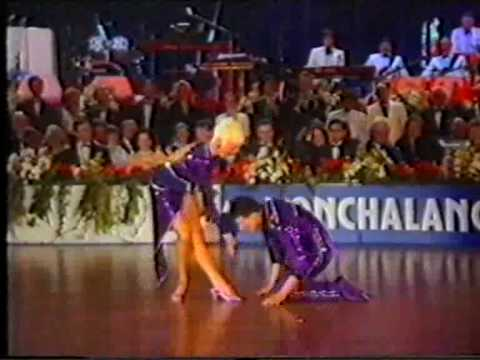 1988 Super Worldcup Professional Latin Part 7/8 Hull (GER)