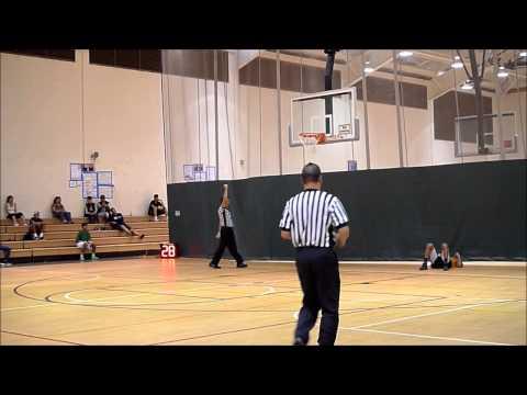 Hawaii Basketball Summer League - Solar vs Clark Hatch  2nd Half  7-22-14