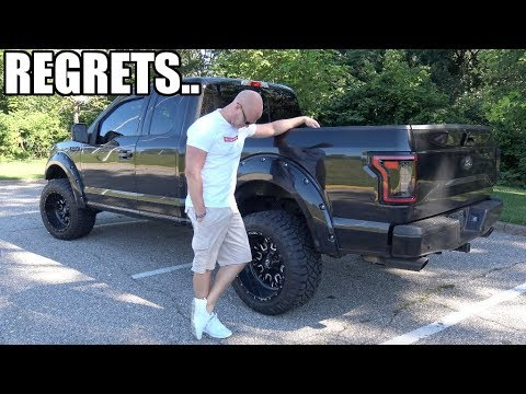 Hate to admit it but...This F150 mod was a MISTAKE!
