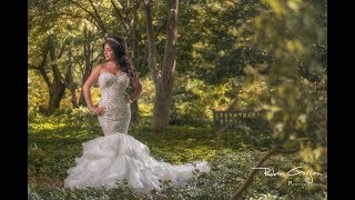 Sony A9 and AD600 how to shoot a Bride & Groom on a wedding day Part 1
