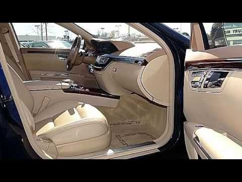 2010 Mercedes Benz S Class Atlanta Luxury Motors