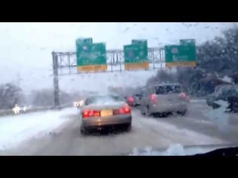 A silver /gold rant in a snow storm while driving.  Bored!!