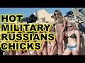 Hot Military Russians Girls