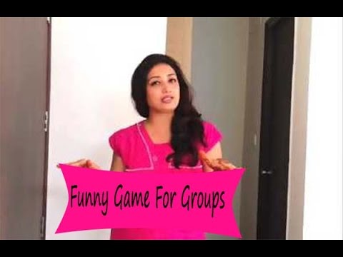 kitty party game funny game for big groups youtube