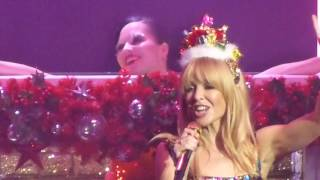 Kylie Minogue - At Christmas (Live) A Kylie Christmas Royal Albert Hall London 10/12/16