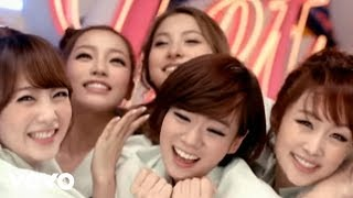 Music video by KARA performing ジェットコースターラブ. (C) 2011...