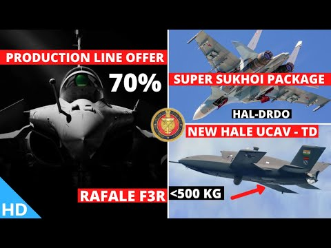Indian Defence Updates : New Rafale-Panther Production Line