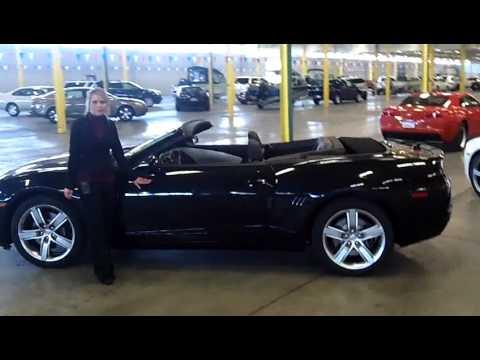 2012 Chevrolet Camaro Rs Convertible 45th Anniversary Edition 38