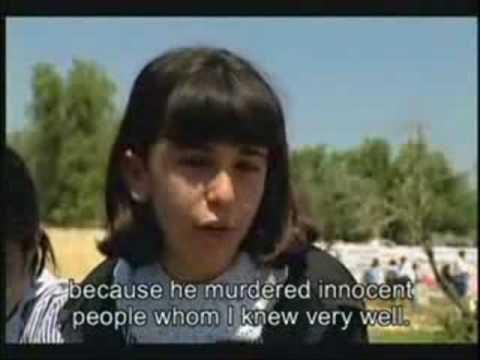 Brave Palestinian Girl