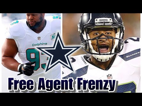 🔥BREAKING NEWS: Cowboys in Trade Talks with Seahawks for Earl Thomas; Interested in Suh 🔥