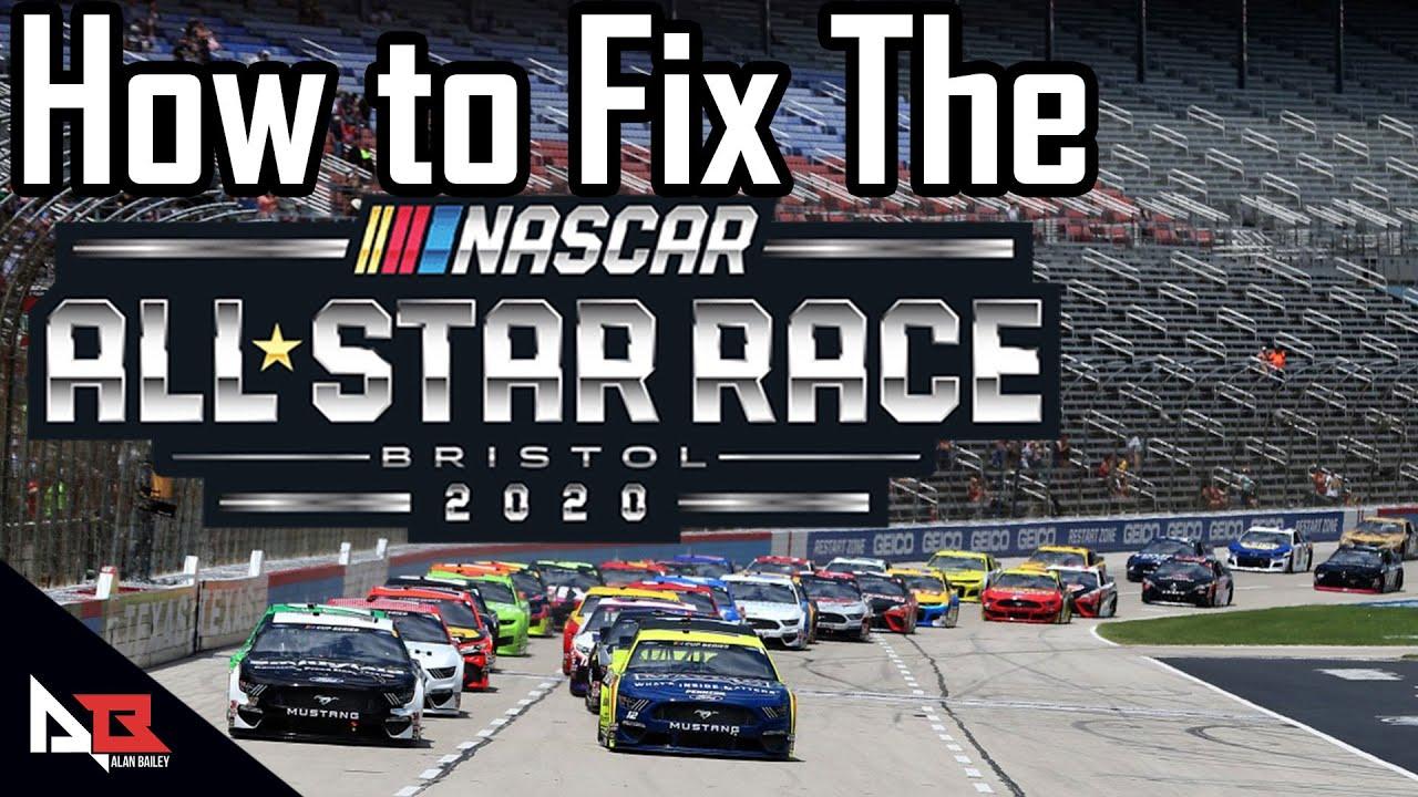 Thinkin' Out Loud: 2021 NASCAR All-Star Race At Texas