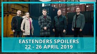 EastEnders spoilers 22 - 26 April 2019