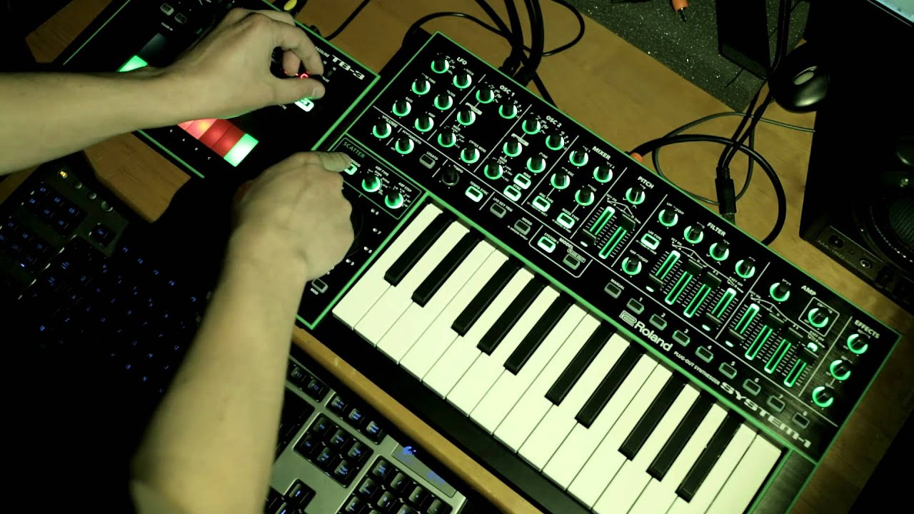 Roland System 1 Demo Youtube