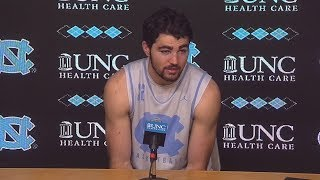 UNC Men's Basketball: Luke Maye pre-Wake Forest Press Conference