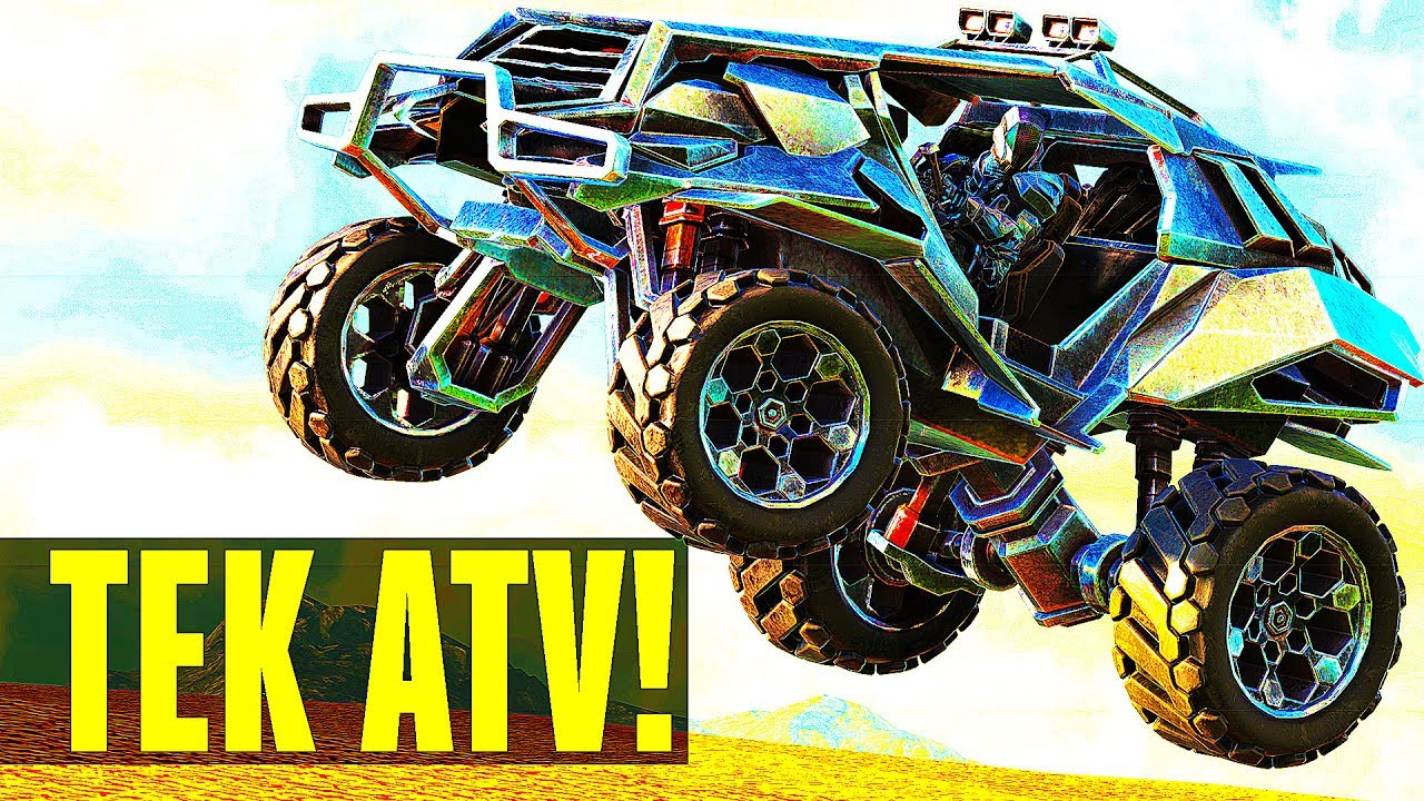 Red Rock Atv
