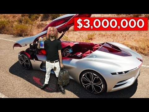 9 Items Lil Pump Owns That Cost More Than Your Life