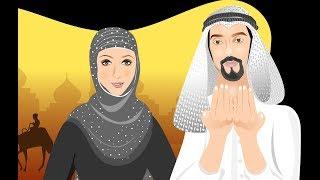 Surah Al-Muminun , AMAZING VIEWS, 1-1 WORDS tracing,1 of World's Best Quran Video in 50+ Langs.