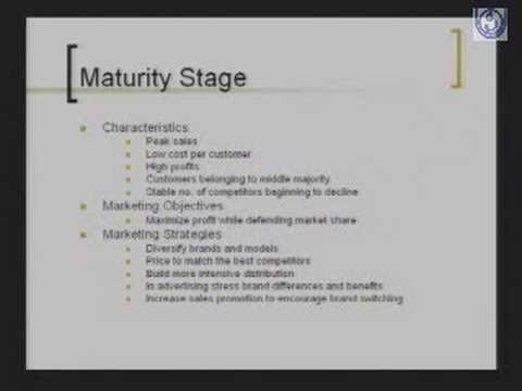Product Life Cycle and Marketing Strategies