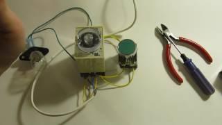 Як підключити реле часу ST3P