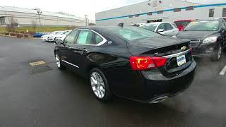 2018 Chevy Impala Premier - GM Certified only 5K miles at Bridgewater Chevrolet