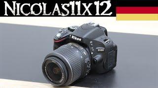 [DEUTSCH] Nikon D5100 Testbericht + Bild-Test/Video-Test