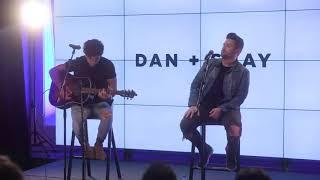 Video Dan + Shay - Keeping Score (Live Album Release Party) download MP3, 3GP, MP4, WEBM, AVI, FLV Juli 2018