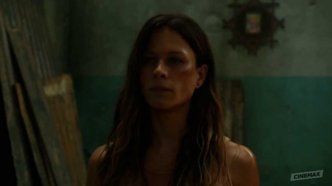 Rhona mitra the man who made husbands jalous - 3 part 4