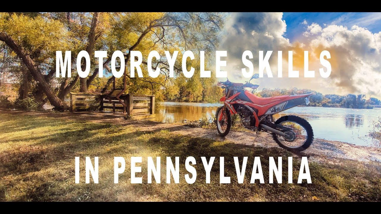 Pa Motorcycle Skills Test Practice