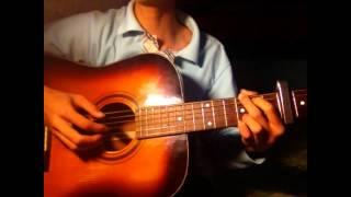 Ngàn Lần Khắc Tên Em guitar cover by Chuột Luffy