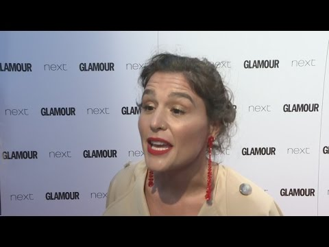 Glamour Awards 2017: Jessie Ware says being a new mummy means more concealer!