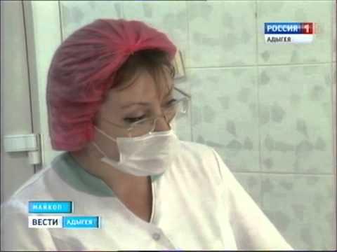 В республиканской больнице появились 4 новых анестезиологических комплекса