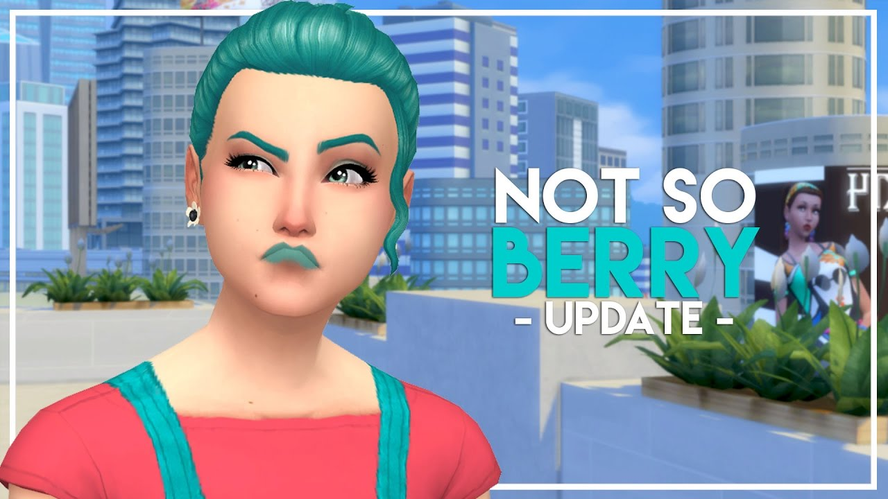 Not So Berry Challenge The Sims 4 Current Household Youtube Time for the not so berry legacy challenge on the sims 4! not so berry challenge the sims 4