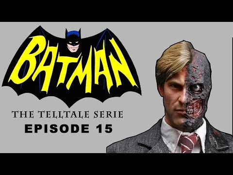 Batman The Telltale Serie - Episode 15 - Ta meilleure amie.