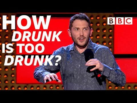 When you're so drunk you think you're in Harry Potter | Live At The Apollo - BBC
