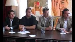(HNA) Pressekonferenz: Thorsten Bauer sagt beim KSV Hessen Adieu