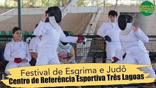 Festival de Esgrima e Judô