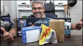 UNBOXING Sorpresa final del mes de Agosto 4 paquetes!!