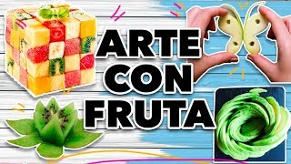 ARTE CON FRUTA. EXPECTATIVA/REALIDAD