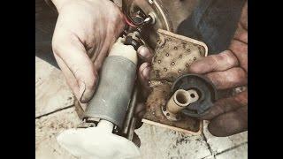 Автосервис и ремонт автомобилей. Замена памперса или фильтра бензонасоса(, 2015-04-27T16:20:52.000Z)