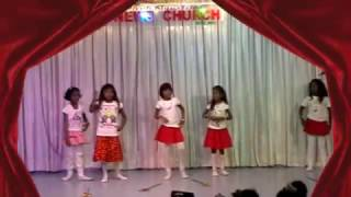 LATEST CHRISTMAS SONGS - 2017 By GNC kids