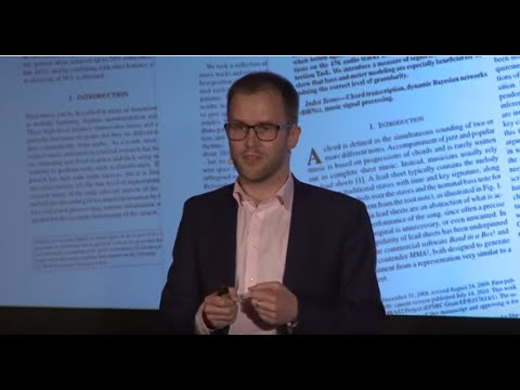 The Hidden History of Pop Music | Matthias Mauch | TEDxGoodenoughCollege