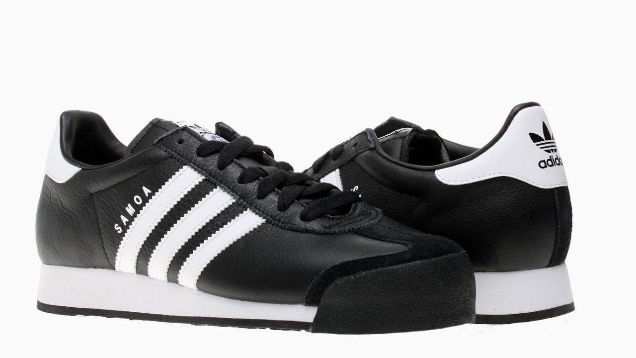 Adidas Samoa Black   White Photoshoot - YouTube 3797d430d