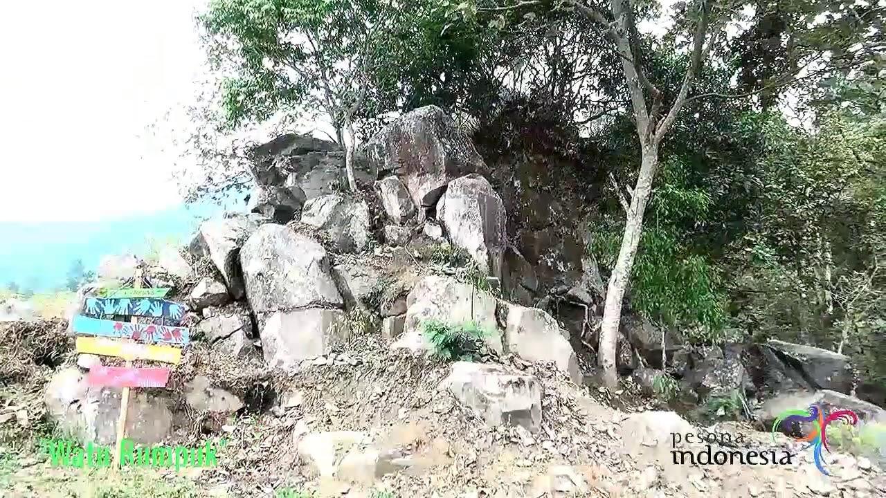 Watu Rumpuk Desa Mendak Kec Dagangan Kab Madiun Jawa Timur Youtube