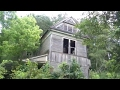 Abandoned House Hidden in the Woods