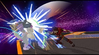 A Skilled Roy vs. 20XX Fox Team (TAS)