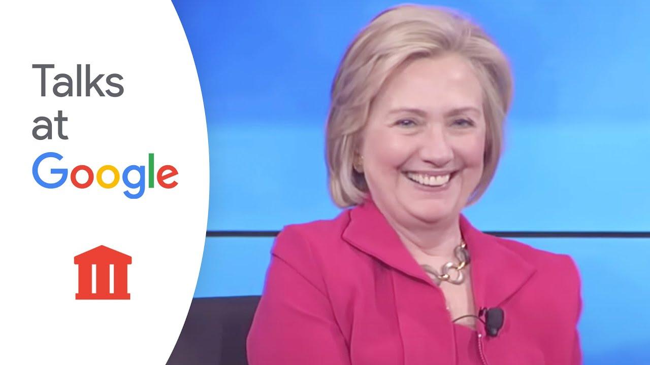 Hillary Clinton Fireside Chat | Talks at Google
