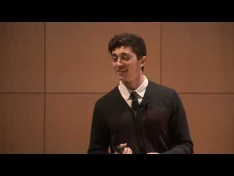 All Studies, No Sales | Austin Yarton | TEDxSUNYGeneseo