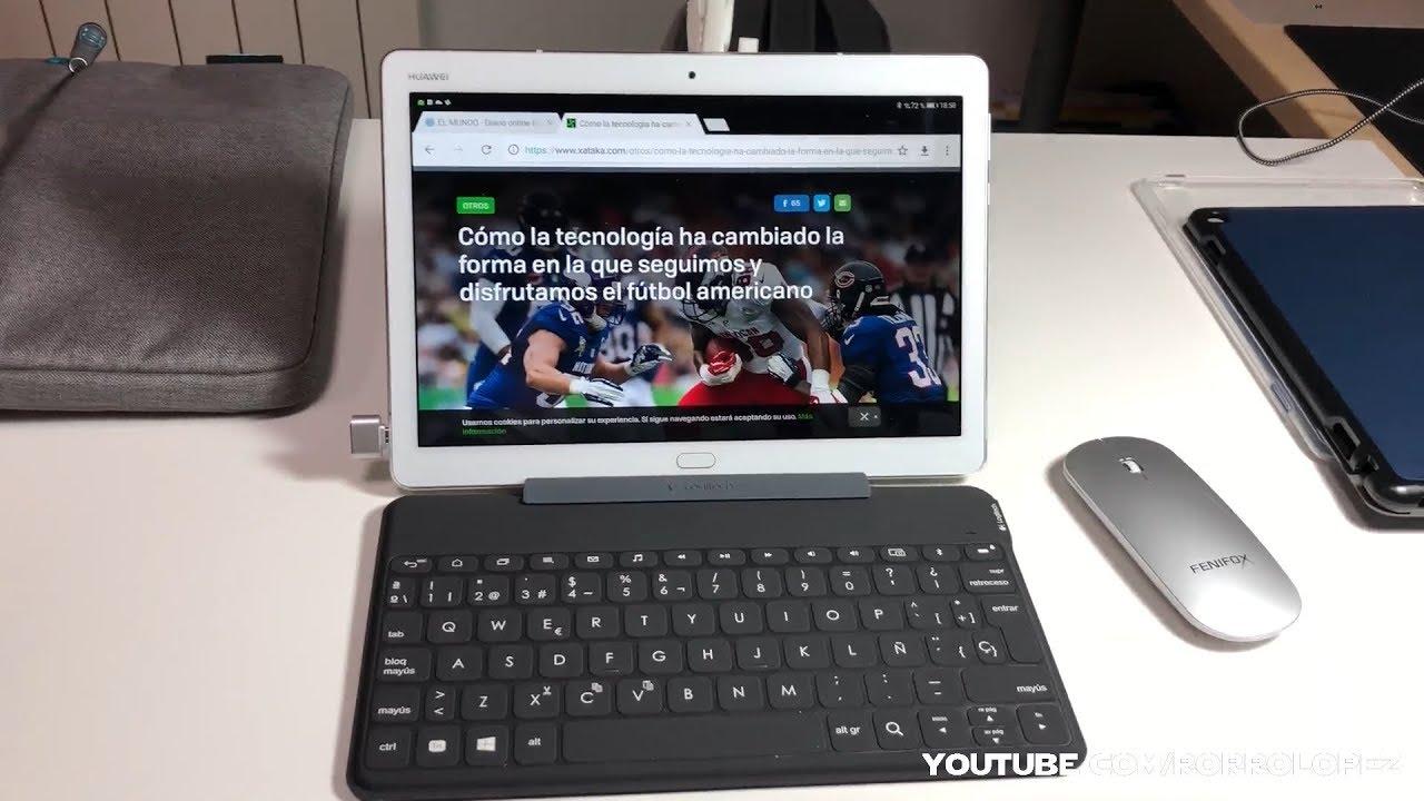 f61589f6cc5 Los mejores accesorios para tu tablet 2018 | HUAWEI MEDIAPAD M3 LITE 10 -  Review en español