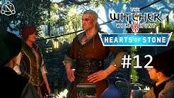 Witcher 3: Hearts of Stone - #12 Die Sause des toten Mannes [Gameplay/German/Deutsch] - Let's Play